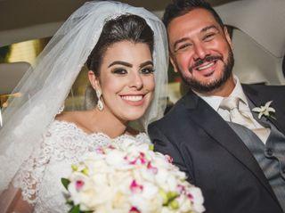 O casamento de Giovanna e Hermany