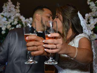 O casamento de Mariana e Wilson