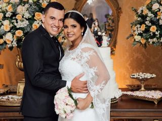 O casamento de Nayara e Ian