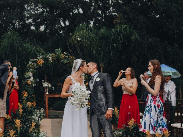 O casamento de Josiane e Ademilson