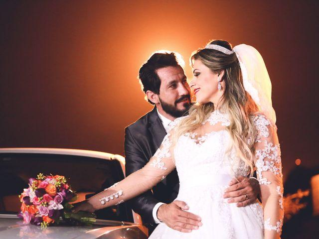 O casamento de Mari e Ronaldo