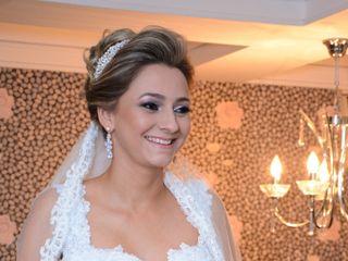 O casamento de Thaise e Renan 3