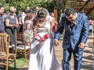 O casamento de Danielle e Guilherme
