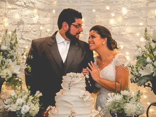 O casamento de Priscila e Levi