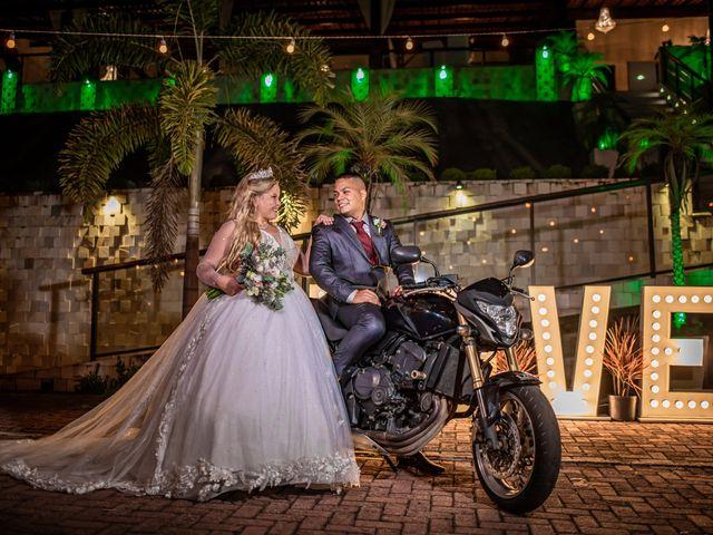 O casamento de Lorrayne e Adalri