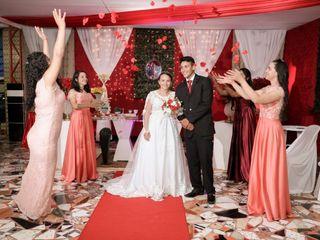 O casamento de Elzilene e Marcos lopes 3