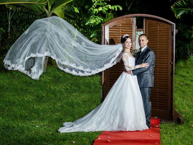 O casamento de Flávia e Leonardo