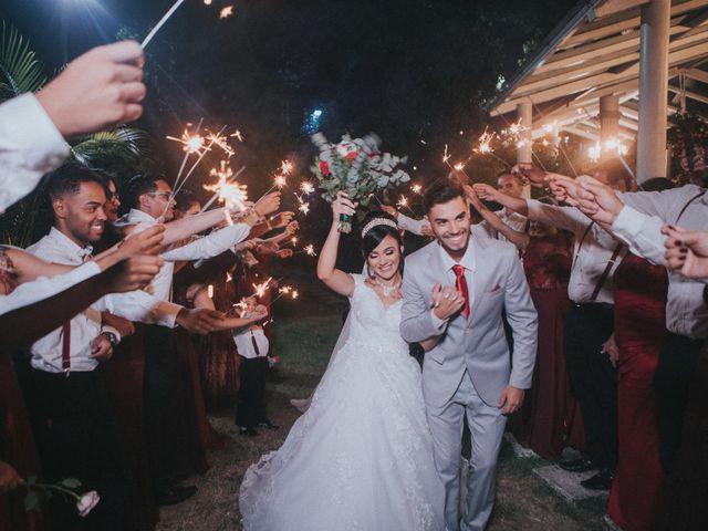 O casamento de Jéssica e Kelvyn