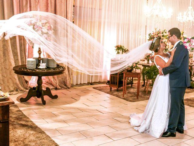 O casamento de Rafaela e Raul