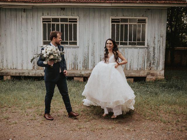 O casamento de Ana Paula e Fernando