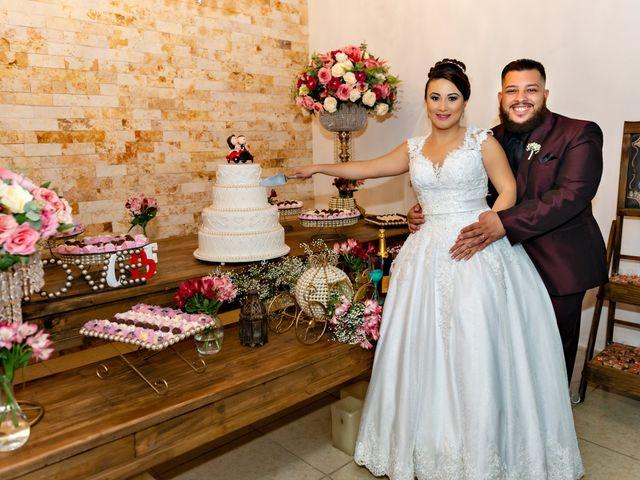 O casamento de Fernanda e Cleberson