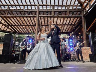 O casamento de Michelle e Richard