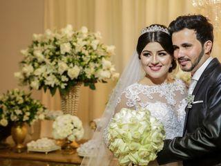 O casamento de Nayara  e Marcelino