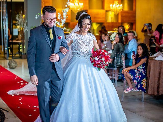 O casamento de Larissa e Vagner