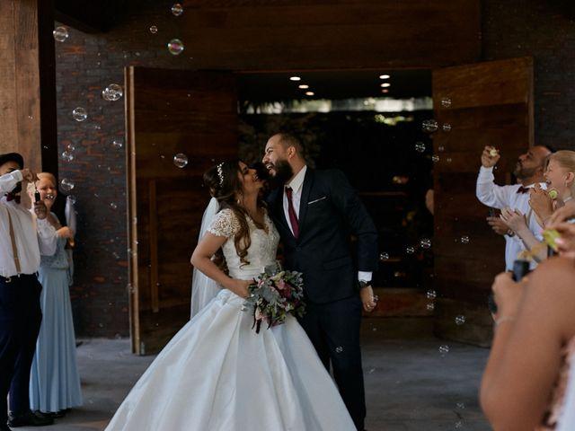O casamento de Richard e Michelle em São Bernardo do Campo, São Paulo 66