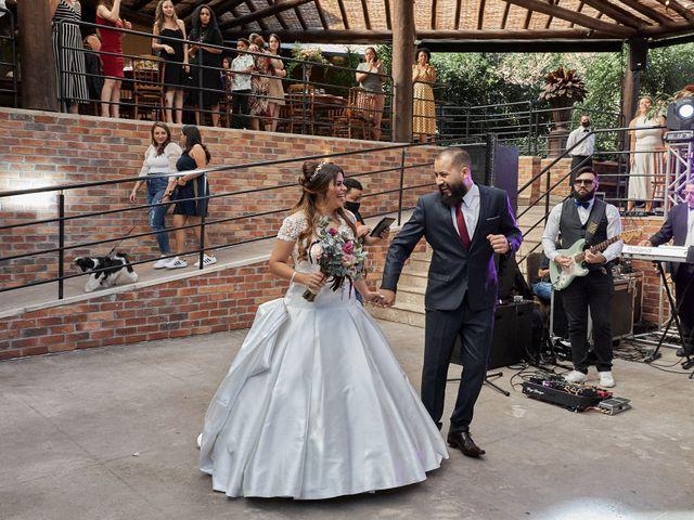 O casamento de Richard e Michelle em São Bernardo do Campo, São Paulo 76