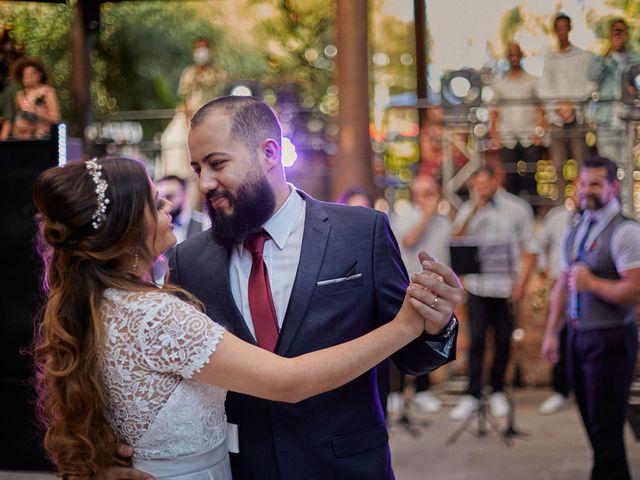 O casamento de Richard e Michelle em São Bernardo do Campo, São Paulo 79