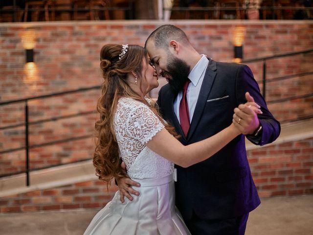 O casamento de Richard e Michelle em São Bernardo do Campo, São Paulo 81