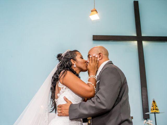 O casamento de Scheila e Nadilton
