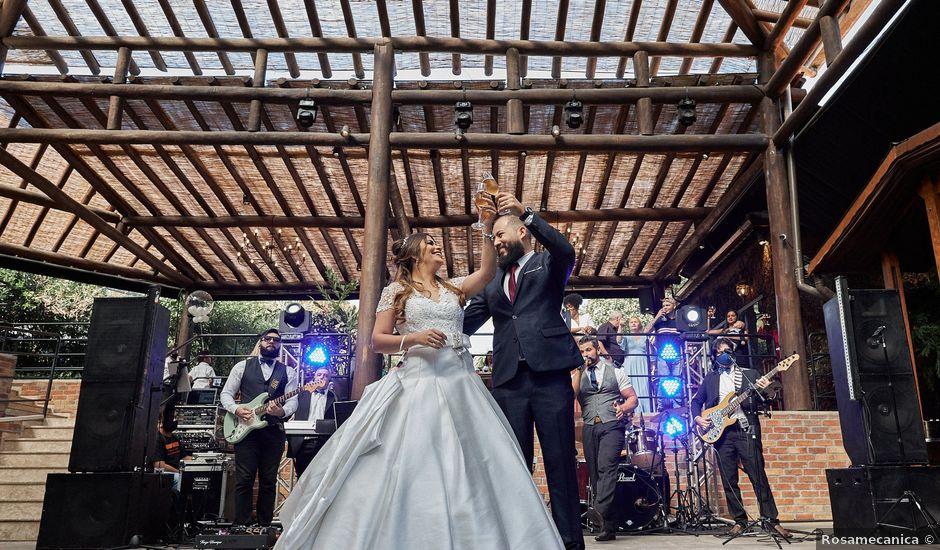 O casamento de Richard e Michelle em São Bernardo do Campo, São Paulo