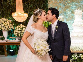 O casamento de Tamires e Bené