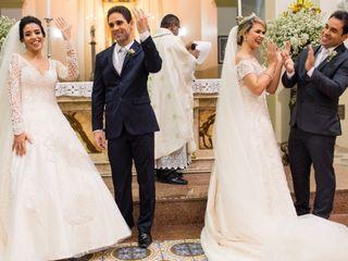 O casamento de Tamires e Bené 2