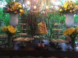 O casamento de Djeison Baldin e Caroliny Nogueira dos Santos  3