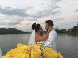O casamento de Djeison Baldin e Caroliny Nogueira dos Santos