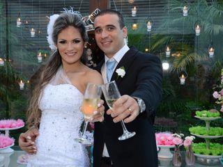 O casamento de Karyne e Roberto Jr