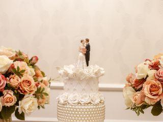 O casamento de Vivian e Jorge 1
