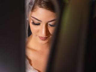O casamento de Flavio e Fabiana