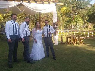 O casamento de Luiz Marques e Thais Cabral 2