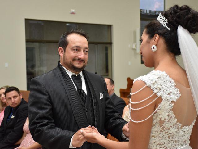 O casamento de Renata e Marcelo