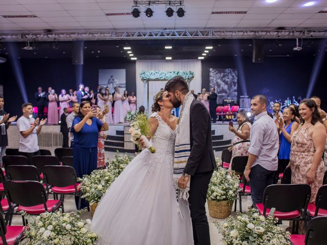 O casamento de Grazzi e Rúbens