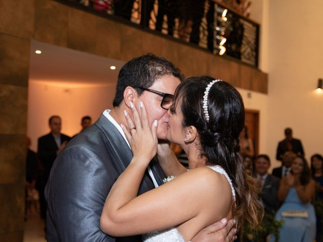 O casamento de Mariela e Marcos