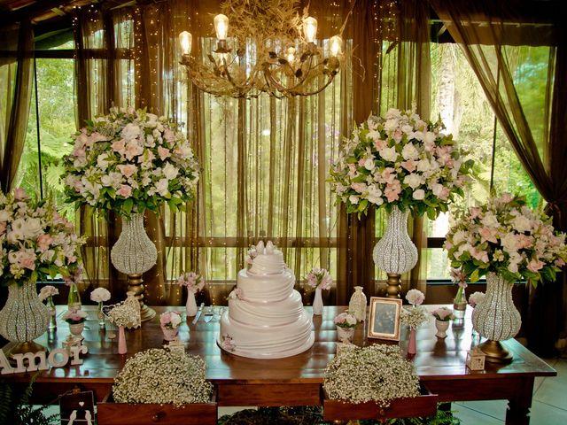 O casamento de Marcus e Denise em Diadema, São Paulo 1