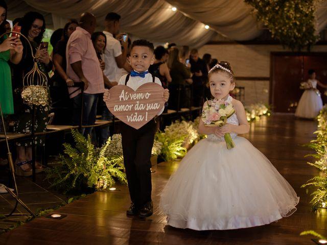 O casamento de Marcus e Denise em Diadema, São Paulo 13