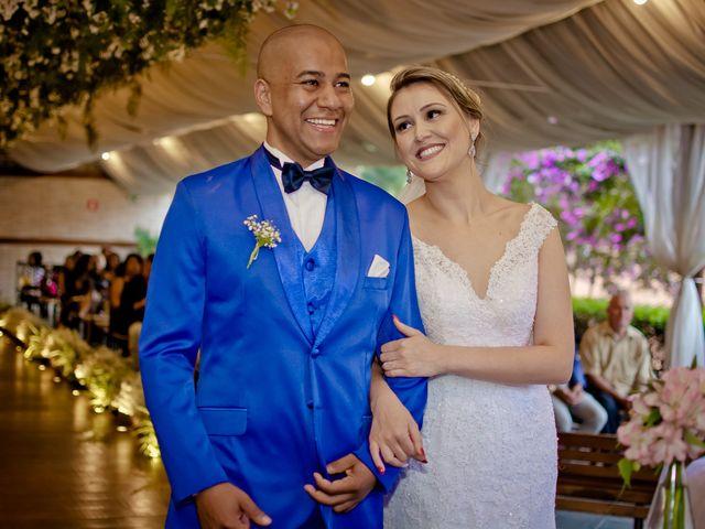 O casamento de Marcus e Denise em Diadema, São Paulo 16