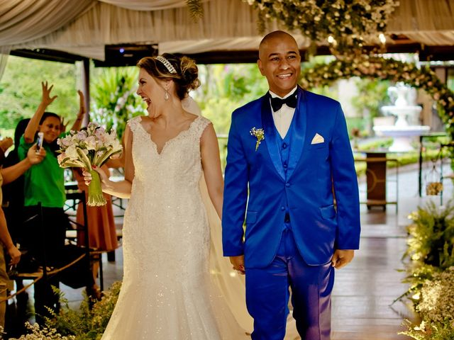 O casamento de Marcus e Denise em Diadema, São Paulo 25