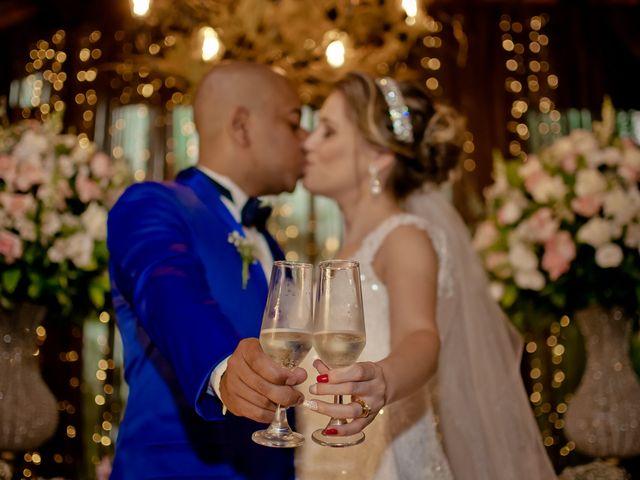 O casamento de Marcus e Denise em Diadema, São Paulo 33
