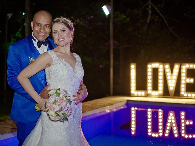 O casamento de Marcus e Denise em Diadema, São Paulo 41
