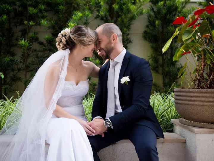 O casamento de Jéssica e Elio