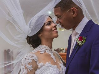 O casamento de Lays e Wesley