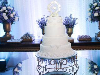 O casamento de Giselle  Galdino e Cleyton Azevedo 1