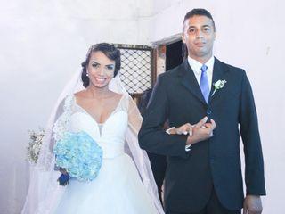 O casamento de Giselle  Galdino e Cleyton Azevedo 2