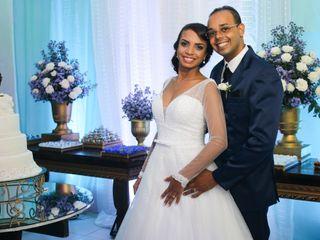 O casamento de Giselle  Galdino e Cleyton Azevedo