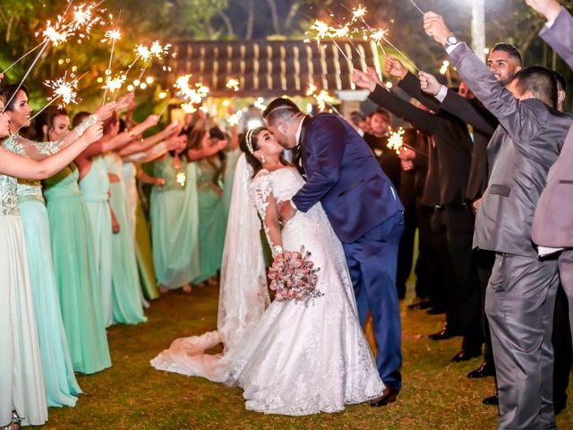 O casamento de Ildania e Leandro