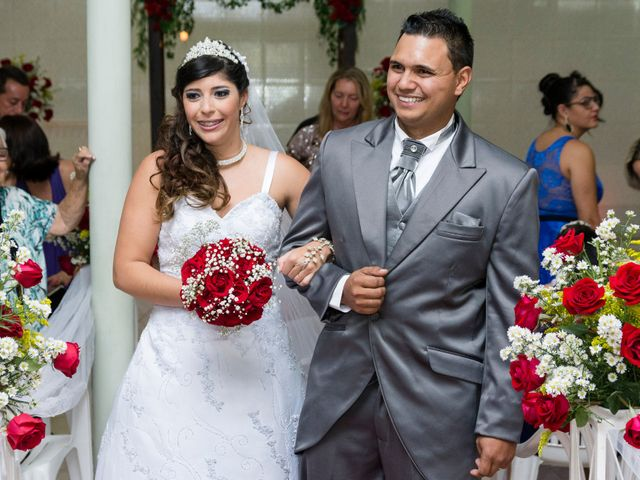 O casamento de Karla e Juarez