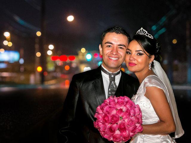 O casamento de Pedro e Juliane