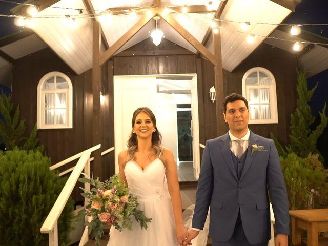 O casamento de Janaina e Marcus